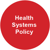 health systems policy